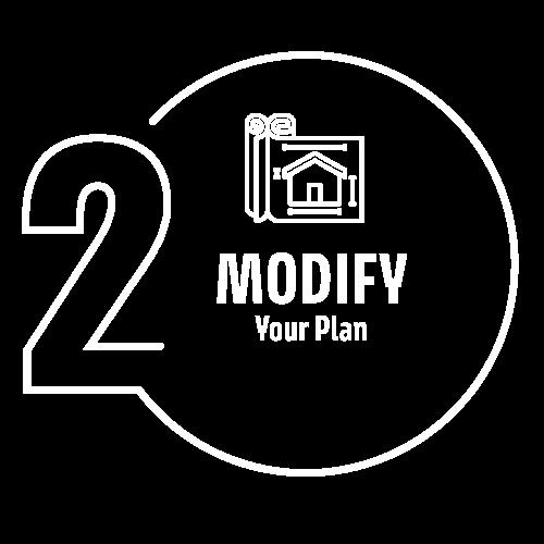 Step 2 - Modify your Plan