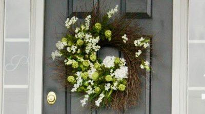 Summer Wreath Challenge