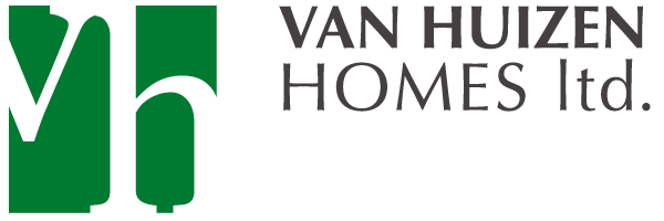 Van Huizen Homes Logo - Home Page